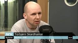 Torbjørn Skardhamar fra Statistisk Sentralbyrå prøvde forgjeves å angripe argumentasjonen til Max Hermansen i PEGIDA.
