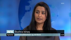 Nok en gang inviterer NRK og Dagsrevyen Bushra Ishaq til å forklare det norske folk hva som er islam, men vi trenger en opplyst debatt basert på islams originalkilder, Koranen, Hadith og Sunna.